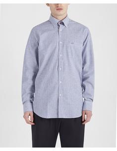 Paul & Shark Cotton & linnen shirt